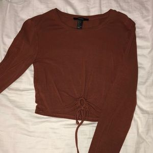 Urban outfitters & Forever 21 long sleeve duo!!
